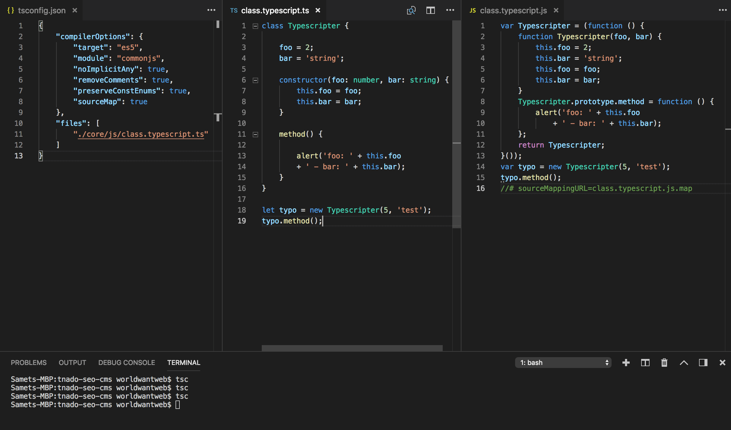JavaScript scales with TypeScript Tutorial